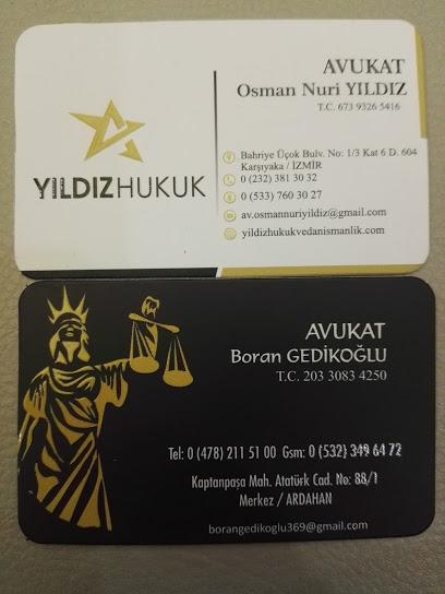 Avukat Osman Nuri Yildiz