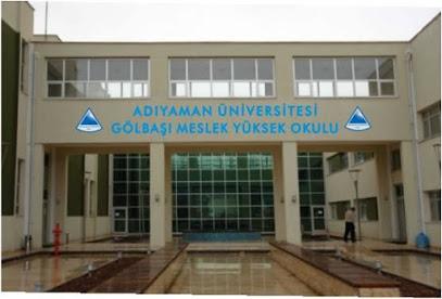 Golbasi Adiyaman University Vocational School