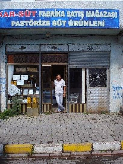 Kar-süt Ekomini market